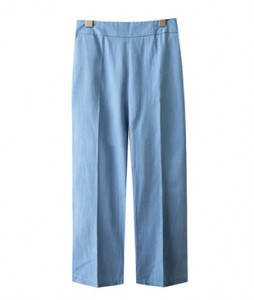 <br> Tidy Tong Light Blue 9 Pants <br><br>
