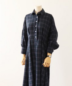 <br> Unique Check Dress <br><br>