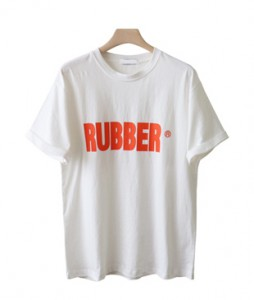 <br> Tantan Cotton Lettering Short-sleeve Tee <br><br>