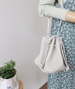 <br> Real Leather Jelly Bag <br><br>