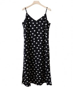 <br> Rubin Dot layered Dress <br><br>
