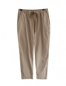 <br> Semi Baggy string button Pants <br><br>