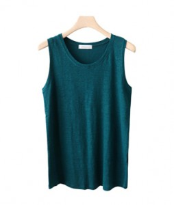 <br> Eddie Linen Basic Sleeveless shirts <br><br>