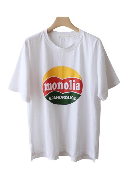 <br> Mono printing Tee <br><br>