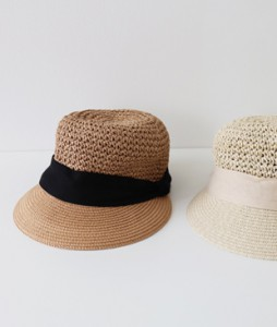 <br> Böhne Straw Hat <br> <b><font color=#253952>ACC 4th item</font></b>
