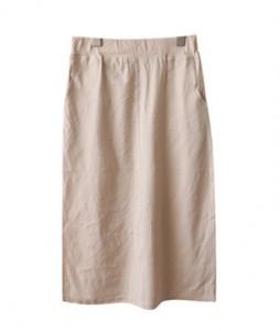 <br> Helene Hline Banding Skirt <br><br>
