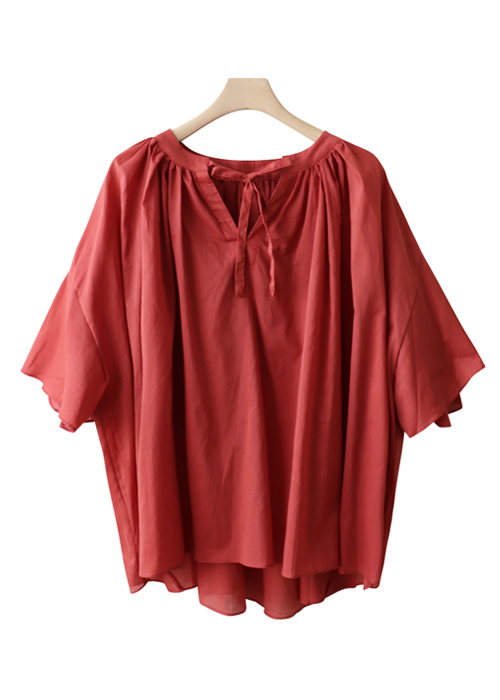 <br> Shearing volume bowknot Blouse <br><br>