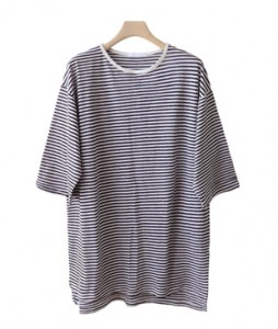<br> Long Boxy Tiga Tee <br><br>