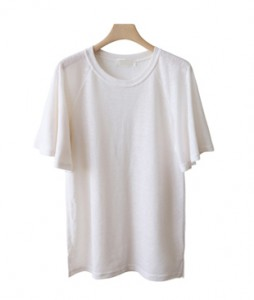 <br> Joey Linen wing sleeves Tee <br><br>