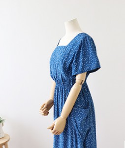 <br> two-way Dot Dress <br> - Not returned or exchanged;