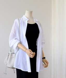 <br> Shalin Hidden Button Blouse <br><br>