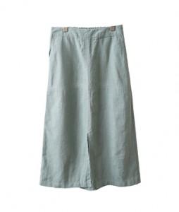 <br> juicy Future Linen Skirt <br><br>