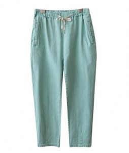 <br> Color Beautiful Avalanche Banding 9 Pants <br><br>