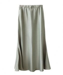 <br> Silk Skirt <br><br>