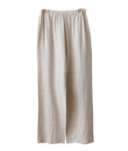 <br> Cool Linen Banding Pants <br><br>