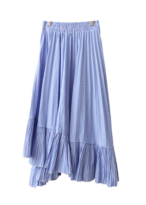 <br> 2 blocks Stripe Skirt <br><br>