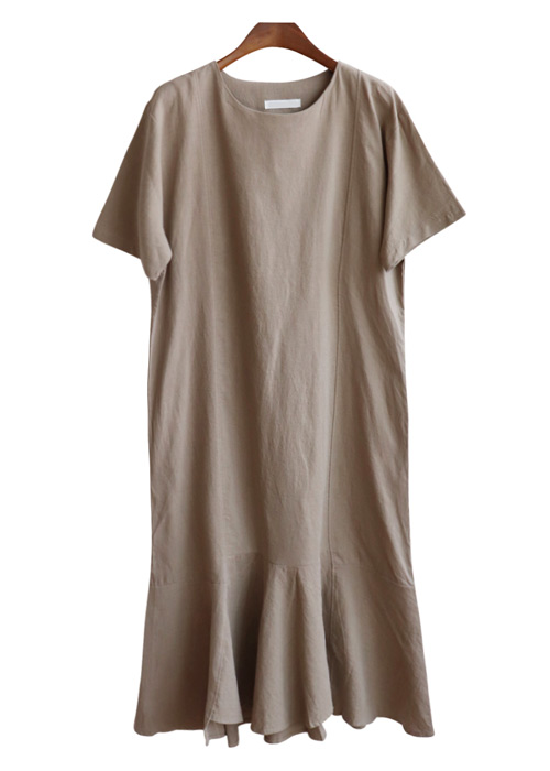 <br> Ylang Freel Linen Dress <br> <b><font color=#253952>Dress second place product</font></b>