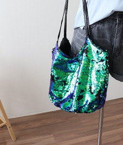 <br> Bling Bling Spangle Shoulder Bag <br><br>