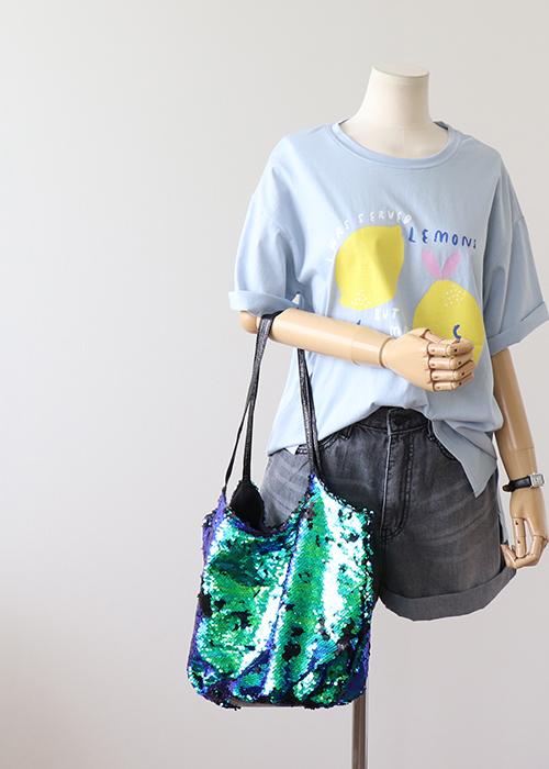 <br> Spangle Shoulder Bag <br><br>