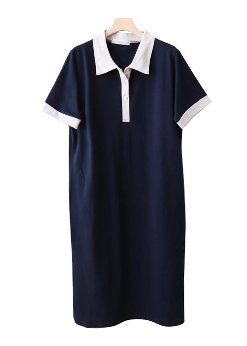 <br> Lauren Kara color combination dress <br> <b><font color=#253952>1st place dress</font></b>