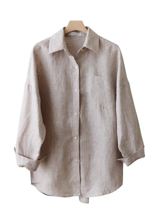 <br> Linen Blouse <br> - Not returned or exchanged;