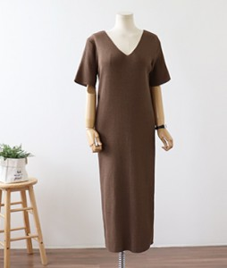<br> Thin looking Corrugated Dress <br><br>