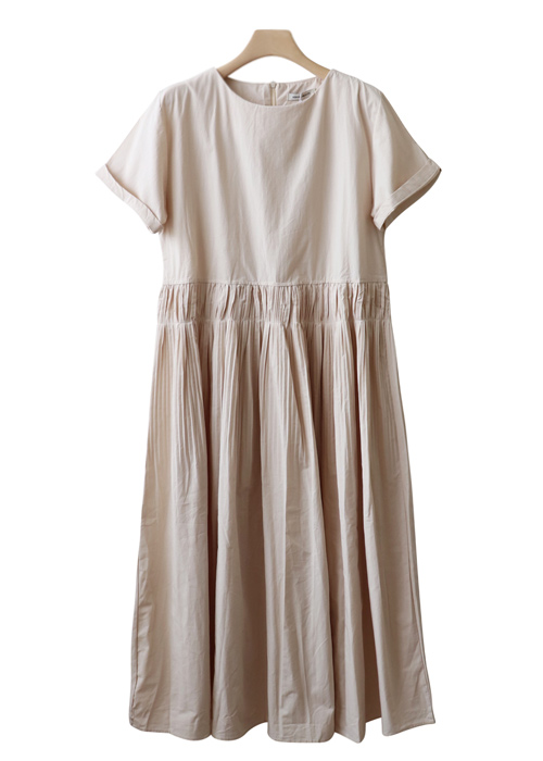 <br> Vienna Flip Long Dress <br> [Return can not be exchanged]