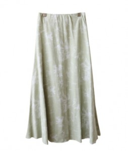 <br> Cool Water Cotton Aline Skirt <br><br>