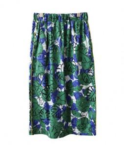 <br> Side rope Banding skirt <br> <b><font color=#253952>Skirt 4th item</font></b>