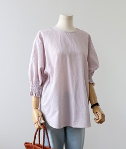 <br> Material Cool back blouse <br> <b><font color=#253952>2nd place blouse</font></b>