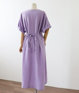 <br> Barriers Way Linen Dress <br><br>