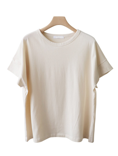 <br> Soft Modal Short-sleeve Tee <br><br>