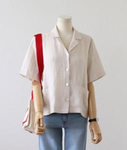 <br> Petit Kara Linen Jacket <br> - Not returned or exchanged;