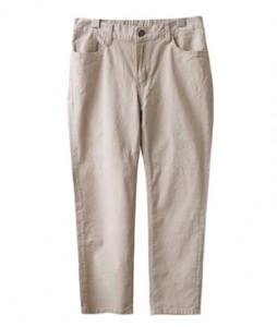 <br> Cool and light back bending 9 pants <br> <b><font color=#253952>Pants 1st place</font></b>
