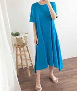 <br> Soft Span Long Full Dress <br><br>