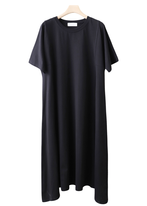 <br> Soft Span Long Hul Dress <br><br>