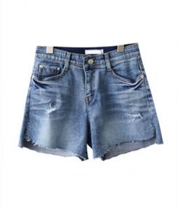 <br> Vintage Uncut line hot Pants <br><br>