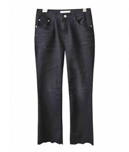 <br> Summer Black Cutting Pants <br><br>