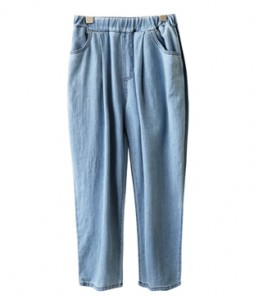 <br> Summer Pinch Baggy Pants <br><br>
