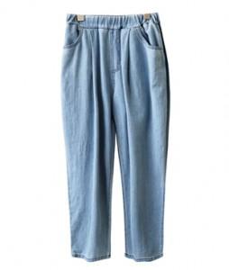 <br> Summer Pinch Baggy Pants <br><br>