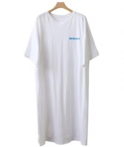 <br> Soft Cotton Long Dress <br><br>