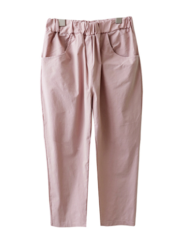 <br> Joey Cotton Banding Pants <br><br>