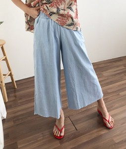 <br> Izu 8 Piece Wide Pants <br><br>