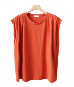<br> Shoulderpin jaw stitch Tee <br><br>