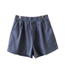 <br> Plain Banding Shorts <br><br>