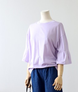 <br> Retail volume pin tuck Tee <br><br>