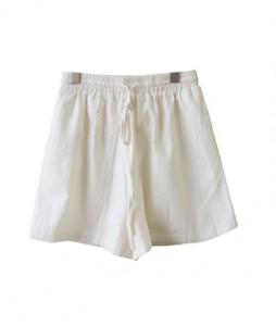 <br> Soft Linen Shorts <br><br>