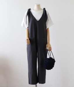 <br> Overlord Linen Jump Suit <br><br>