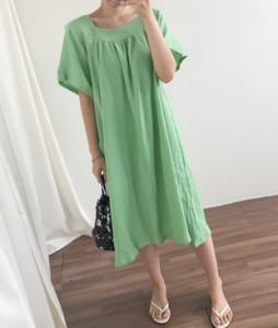<br> Meron Yoru Square Dress <br><br>