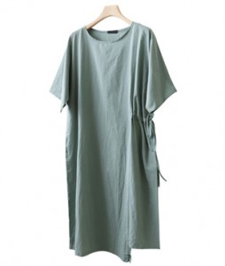 <br> Lateral String Undressed Dress <br><br>